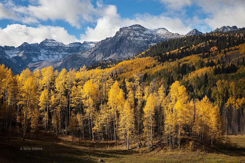 autumn, fall, colorado, san juans, mountains